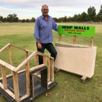 Learn to Build a Hemp Dog Kennel