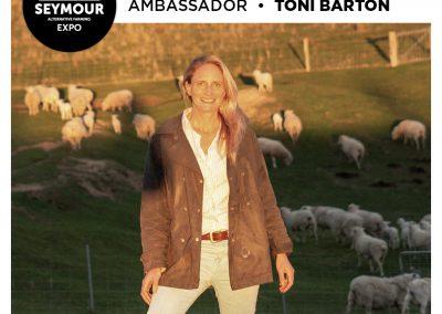 Toni Barton - Event Ambassador